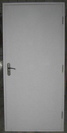 Дверной блок ДГ ДВП под покраску