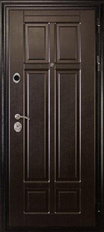 Внешняя сторона двери
