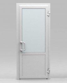 Пластиковые двери из ПВХ профиля