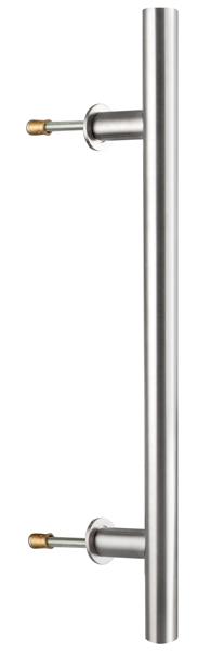 Ручка-скоба PH-22-25/300-INOX Fuaro (Фуаро) (нержавейка)